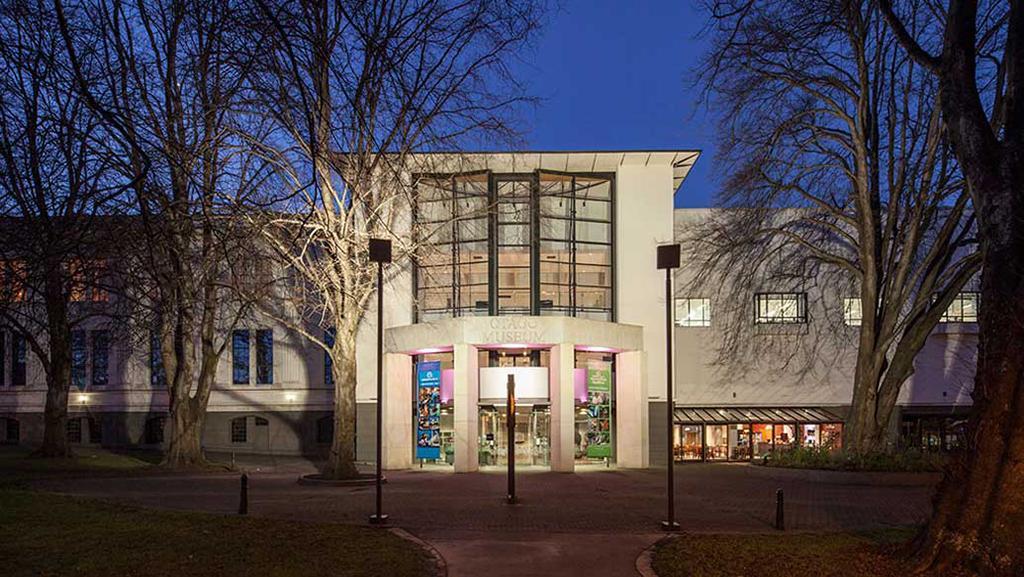 Dunedin 必遊景點 #7 - Otago Museum (奧塔哥博物館)