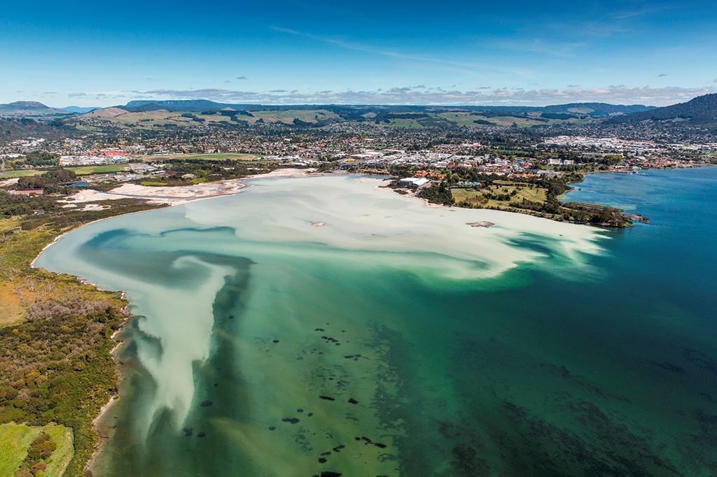 羅托魯瓦 Rotorua 必遊景點 #6 - Lake Rotorua (羅托魯瓦湖)
