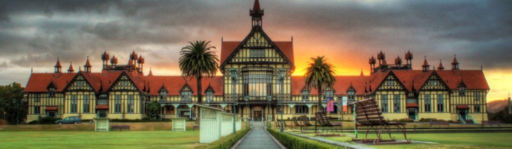 Government Gardens 景點#1 Rotorua Museum (羅托魯瓦博物館)