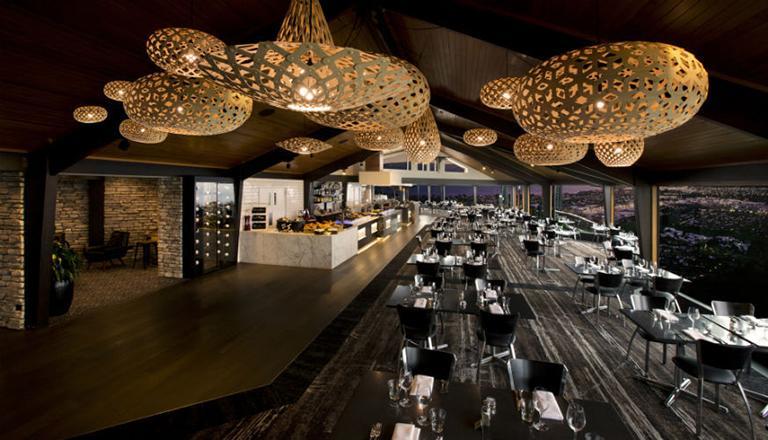 Skyline Rotorua (天際纜車) 景點#3 - Stratosfare Restaurant (餐廳)