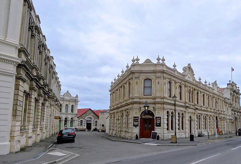 Oamaru 必遊景點 #1 - Oamaru's Victorian Precinct (維多利亞風的白石小鎮)