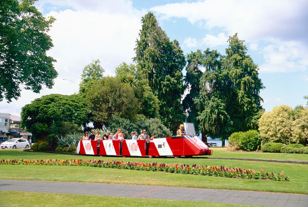 Taupo 景點 #4 - Tongariro Domain (東格里羅莊園)