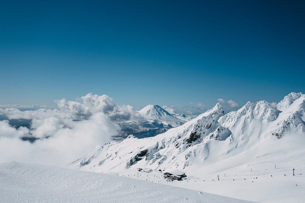 Whakapapa Village (瓦卡帕帕村) 景點#2 - Mt Ruapehu's ski areas – Whakapapa (瓦卡帕帕滑雪場)