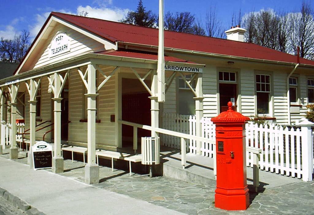 Buckingham Street (白金漢街) 景點:Arrowtown Post Office (箭鎮郵局)