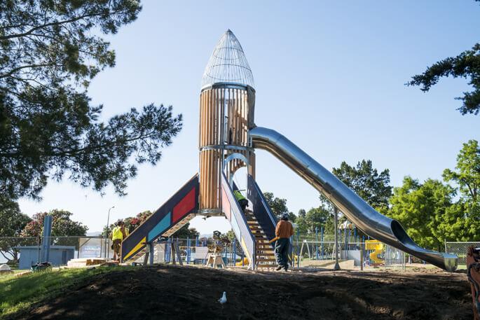 Tauranga 必遊景點#4 - Memorial Park (紀念公園)