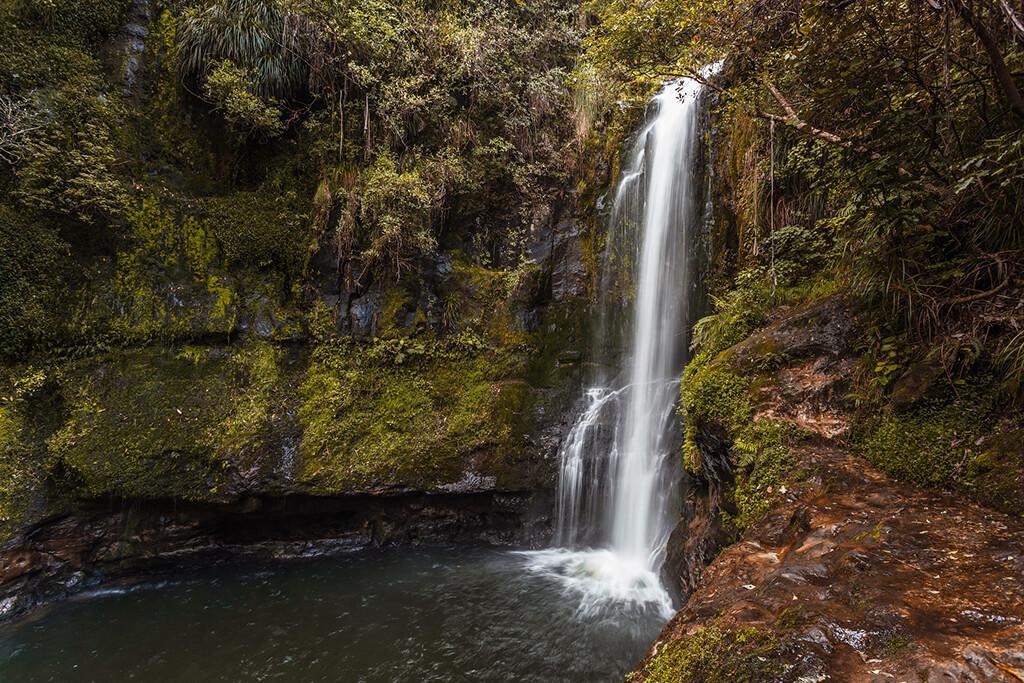 Tauranga 必遊景點#5 - Kaiate Falls (凱阿特瀑布)