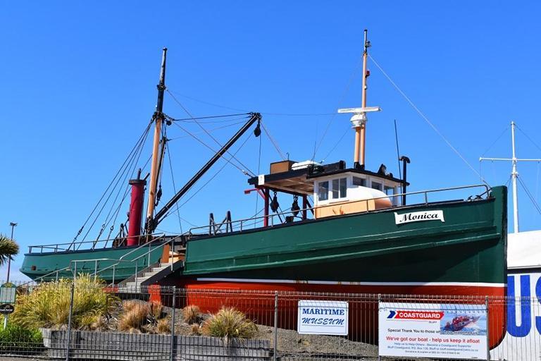 Bluff (布拉夫小鎮) 必遊景點 #3 - Bluff Maritime Museum (布拉夫海事博物館)