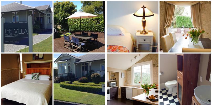 紐西蘭住宿 - Hokitika (霍基蒂卡):高價位 - The Villa Holiday Home [別墅度假屋]