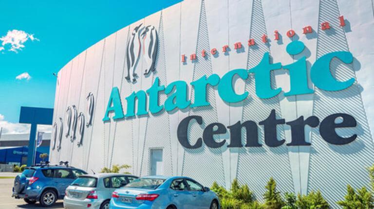 基督城 必遊景點 #6 - International Antarctic Centre (國際南極中心)