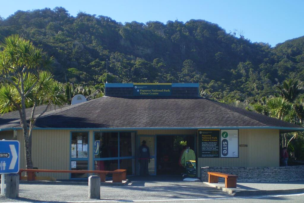 Paparoa National Park 的遊客中心