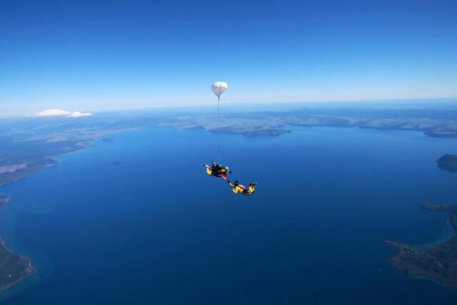 Taupo - Taupo Tandem Skydiving: 最便宜跳傘